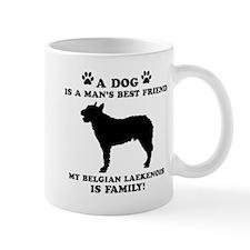 Belgian Laekenois Dog Breed Designs Mug