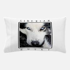 Husky Eyes Pillow Case