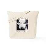 Husky Eyes Tote Bag