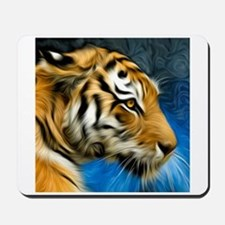 Tiger Art Painting Mousepad