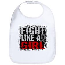 Fight Like a Girl 31.8 Diabetes Bib