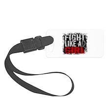 Fight Like a Girl 31.8 Diabetes Luggage Tag