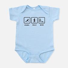 Lawn Mowing Infant Bodysuit