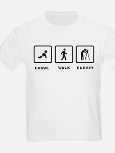 Land Surveying T-Shirt
