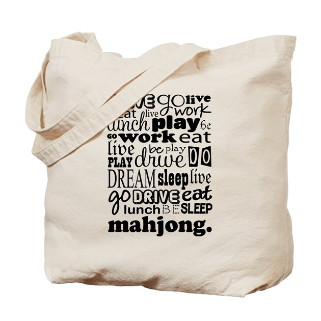 Mahjong Travel Bag
