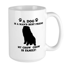 Chow Chow Dog Breed Designs Mug