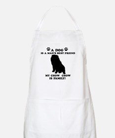 Chow Chow Dog Breed Designs Apron