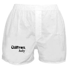 Chilltown baby Boxer Shorts