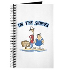 I'm The Skipper Journal