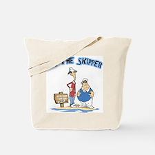 I'm The Skipper Tote Bag