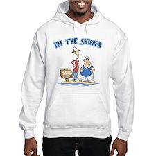 I'm The Skipper Hoodie