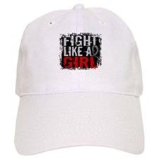 Fight Like a Girl 31.8 Brain Tumor Hat