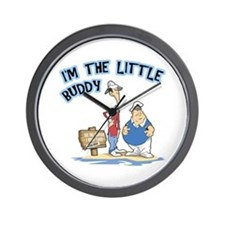 I'm The Little Buddy Wall Clock