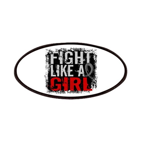 Fight Like a Girl 31.8 Brain Tumor Patches