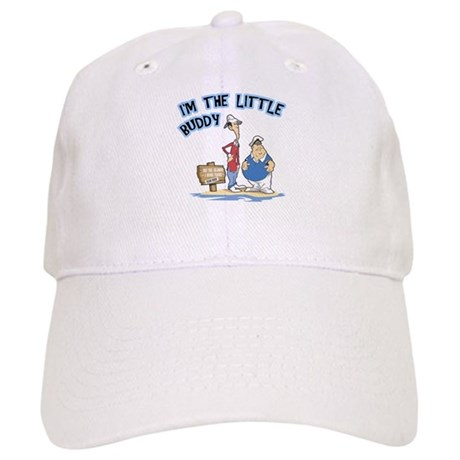 I'm The Little Buddy Cap