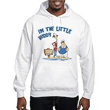 I'm The Little Buddy Hoodie