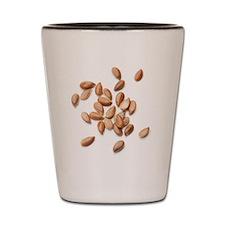 Flax seeds - Shot Glass