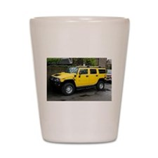 Hummer 4x4 vehicle - Shot Glass