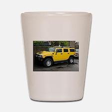 Hummer 4x4 vehicle - Shot Glass