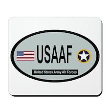 Oval - USAAF 1942 Mousepad
