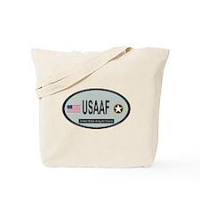 Oval - USAAF 1942 Tote Bag