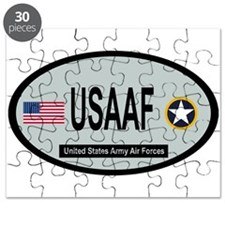 Oval - USAAF 1942 Puzzle