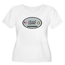 Oval - USAAF 1942 T-Shirt