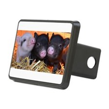3 little micro pigs Hitch Cover