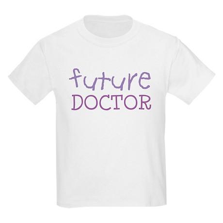 Future Doctor Kids T-Shirt