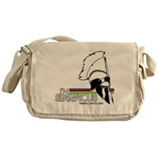I'm Spartacus - Fabian Cancellara Messenger Bag