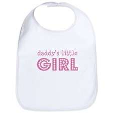 Daddy's Little Girl Bib