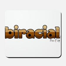Biracial Mousepad