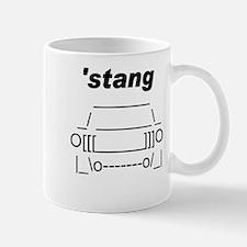 ASCII stang front.png Mug