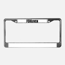Unique Christianity License Plate Frame