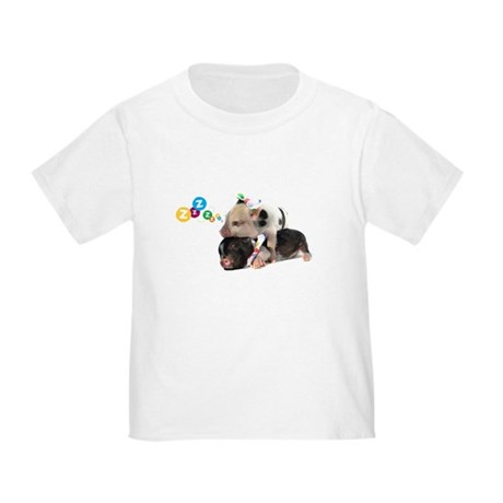micro pigs sleeping Toddler T-Shirt