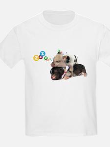micro pigs sleeping T-Shirt