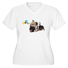 micro pigs sleeping T-Shirt