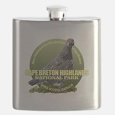 Cape Breton Highlands Flask