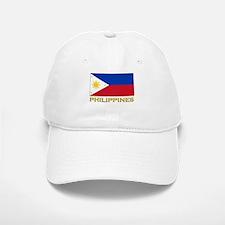 Philippines Flag Gear Baseball Baseball Cap