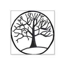 Tree of Life Rectangle Sticker