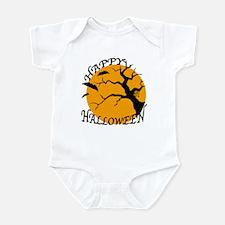 Happy Halloween 3 Infant Bodysuit