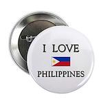I Love Philippines Button