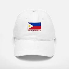 Philippines Flag Merchandise Baseball Baseball Cap