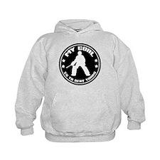 My Goal, Field Hockey Goalie Hoodie