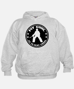 My Goal, Field Hockey Goalie Hoodie