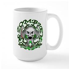 Zombie Green Reaper Mug
