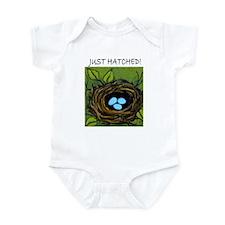 Just Hatched Infant Bodysuit