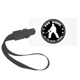 Field hockey Luggage Tags