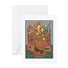 Icon Greeting Cards