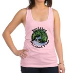 Envision Whirled Peas Racerback Tank Top